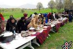 جشنواره روستای سالم در شهرستان جوانرود برگزار شد