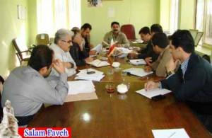 شورای شهر پاوه