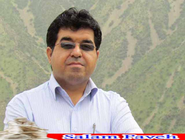 علاالدین حیدری معاون فرمانداری ثلاث باباجانی می شود