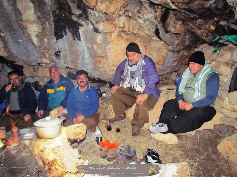 گروه کوهنوردی نور پاوه 9