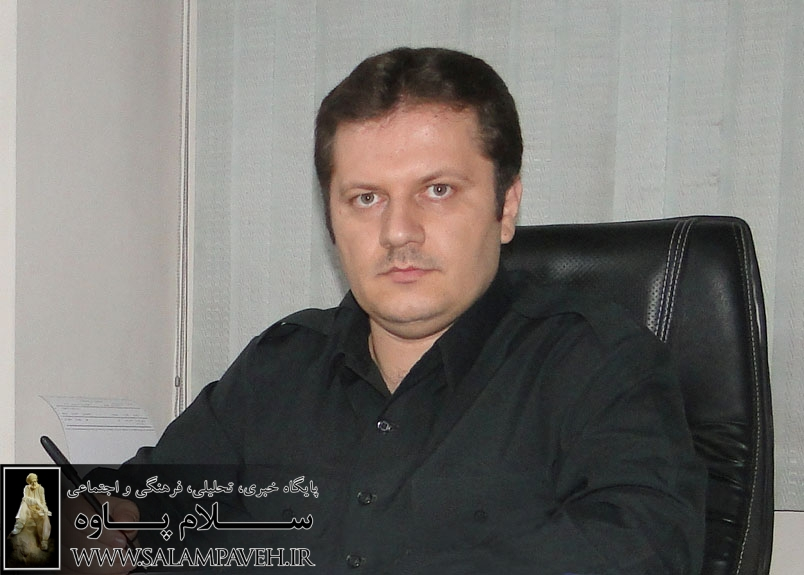 مصلح قادری مدیر برتر کانونهای فرهنگی هنری مساجد استان شد.