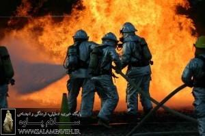 انفحار گاز خانگی در پاوه