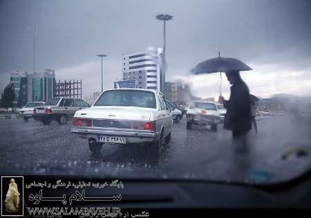 هوای استان کرمانشاه هفته آینده بارانی می شود