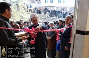 افتتاح دارالقران دشه