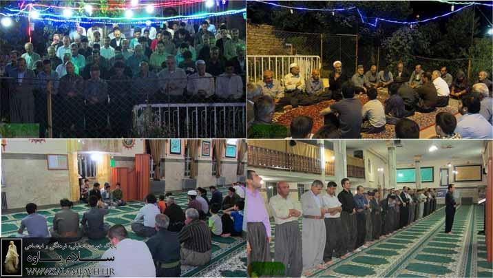 ماه رمضان در روستای خانقاه