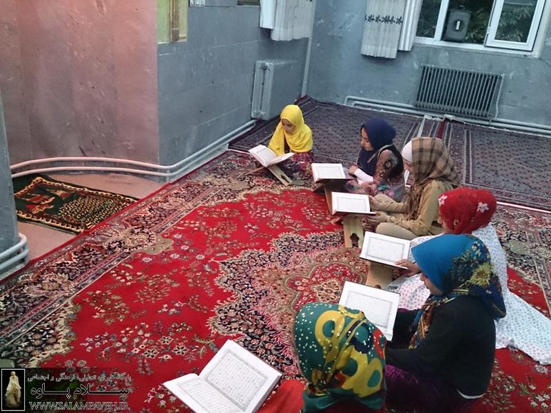 رمضان در خانقاه 1