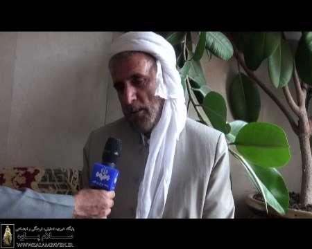 امام جمعه نوسود:استکبار جهانی مسبب مشکلات جهان اسلام است