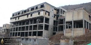 بیمارستان جدید پاوه
