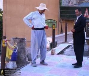 شهردار پاوه