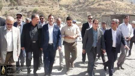مدیرعامل شرکت آب و نیروی ایران: نجات چشمه بل در دستور کار قرار دارد