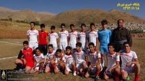 فوتبال نوجوانان پاوه
