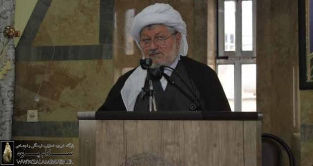 امام جمعه پاوه: مردم پاوه در همراهی با نظام و دفاع از جمهوری اسلامی تاکنون کم نگذاشته اند