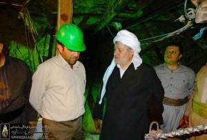 بازدید چشمه بل هجیج