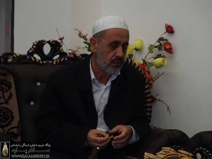 علی احمد باباخاص