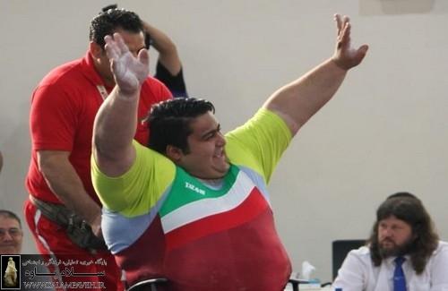 سیامند رحمان ، ورزشکار کُرد به عنوان ورزشکار برتر جهان انتخاب شد