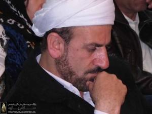 ملا احمد مبارکشاهی
