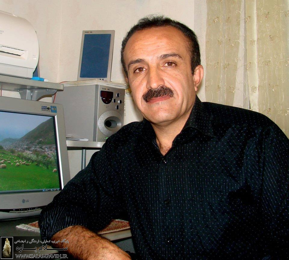 سنگ قبری برای سراب هولی / معتصم شافعی