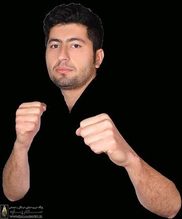درخشش مسعود دلشاد کونگ فو کار پاوه ای در مسابقات کشوری