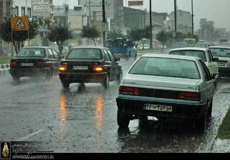 هوای استان کرمانشاه اواخر هفته جاری بارانی است