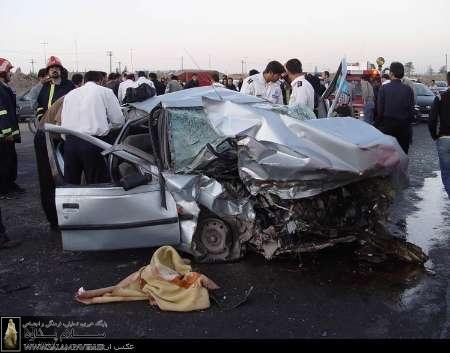 کشته شدن دو جوان پاوه ای بر  اثر سانحه رانندگی