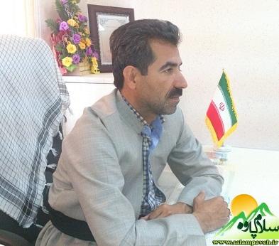 حمزه حمیدی جوان پاوه ای رئیس شورای برتر استان کردستان شد