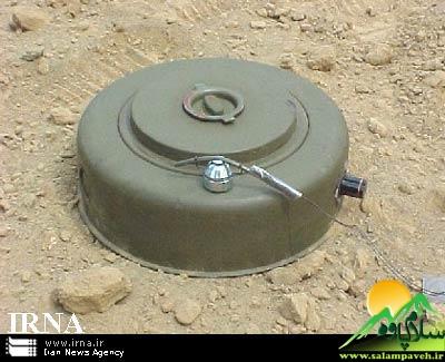 انفجار مین در شهرستان پاوه جان یک نفر را گرفت