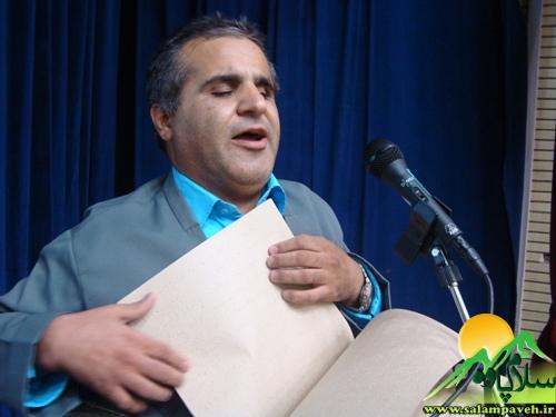 غفور سلیمانی برای حضور درانتخابات دهم مجلس در حوزه اورامانات اعلام آمادگی کرد