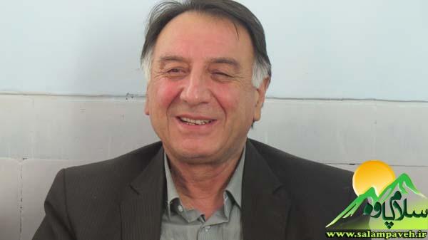 نامه سرگشاده مهندس لهونی به حاج ماموستا قادری در خصوص چشمه بل