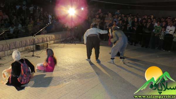 تئاتر خیابانی بلوار 10