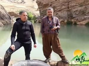 صباح ولدبیگی و بهمن پرورش