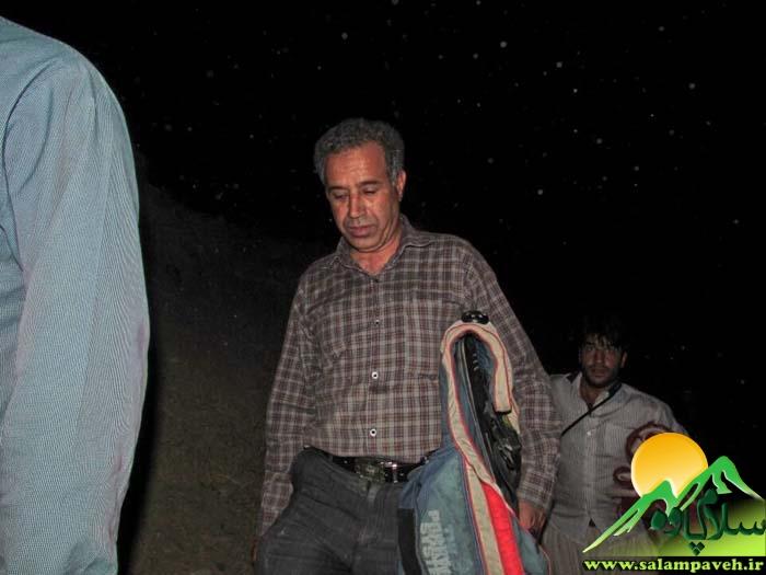 عملیات نجات جسد در سیروان
