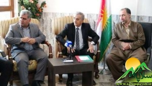 نماینده و فرماندار در عراق