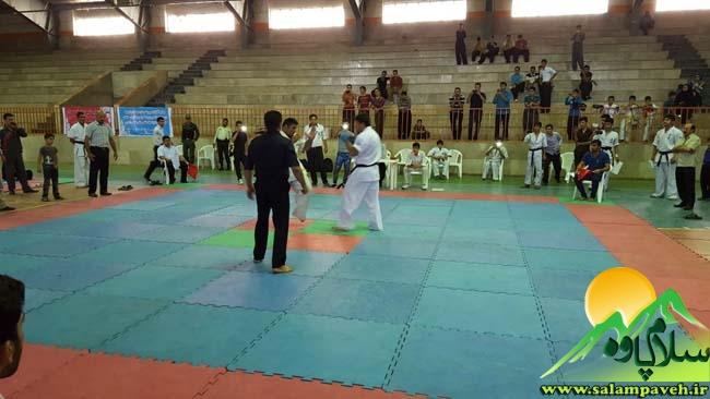 کاراته غرب کشور