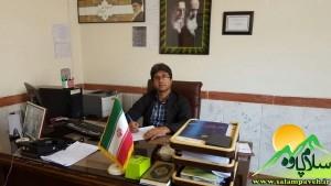 رئوف حسینی بخشدار شاهو