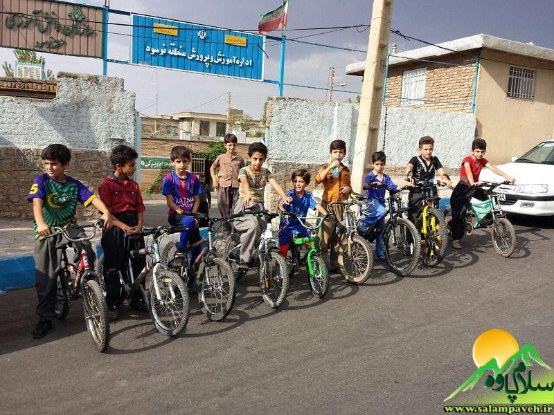 دوچرخه سواری نوسود