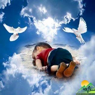 کودک غرق شده سوری