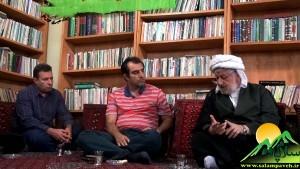 ماموستا قادری - مربی تیم تکواندو