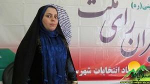لیلا حسینی