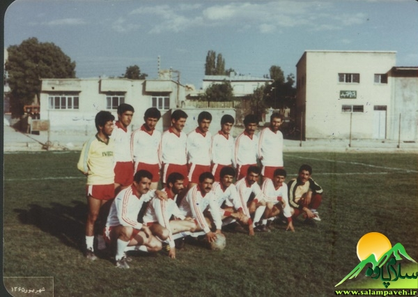 تصاویر قدیمی فوتبال