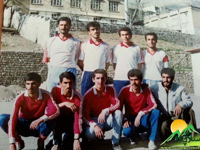 فوتبال قدیم پاوه3
