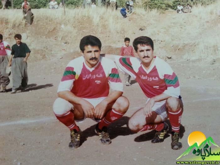 فوتبال قدیم پاوه5