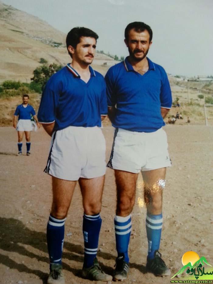 فوتبال قدیم پاوه6