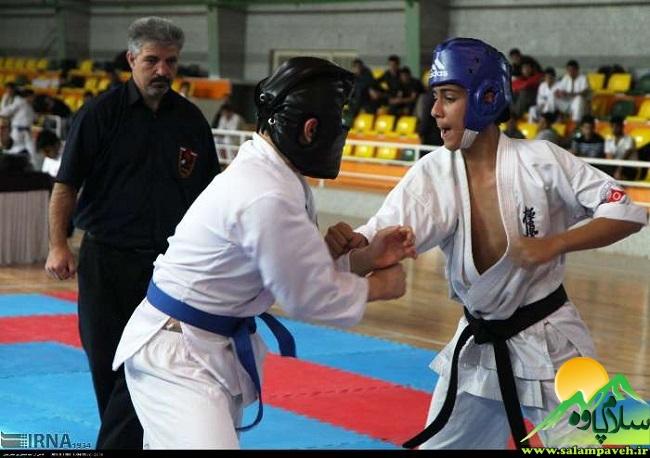 کاراته کاران پاوه (2)