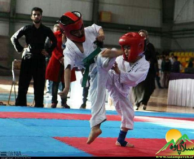 کاراته کاران پاوه (3)