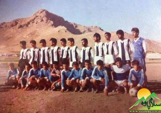 فوتبالیستهای قدیم