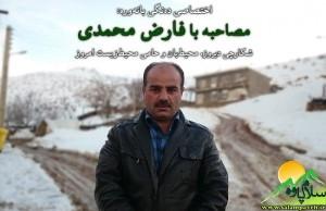 فارض محمدی