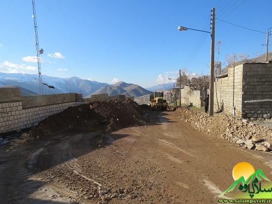 جاده بنیاد مسکن