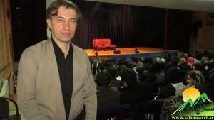 عکس کنسرت استاد علی اکبر مرادی (1)