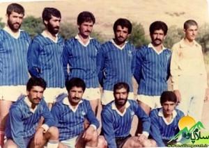 فوتبال قدیمی محمد رضا عزیزی (3)