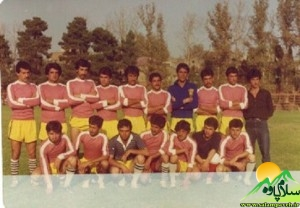 فوتبال قدیمی محمد رضا عزیزی (5)